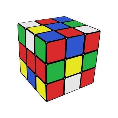 Generic Rubik's Cube - Multicoloured