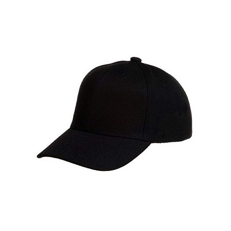 Generic Tough quality black unisex baseball Cap