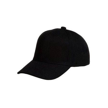 Generic Tough quality black unisex baseball Cap