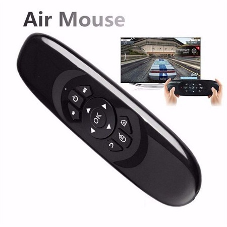 Generic Wireless Air Mouse Keyboard Game Remote Controller For Macbook PC iPad Projector Smart TV Box
