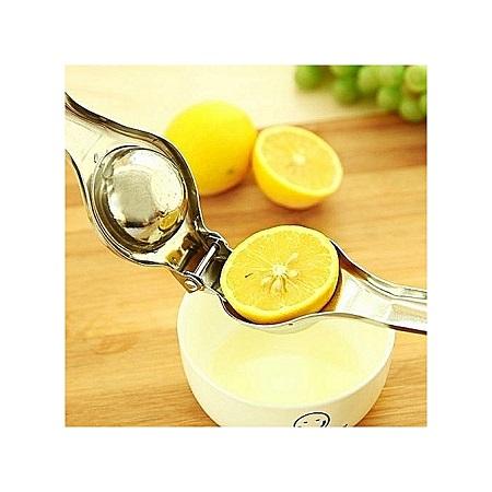 Generic Lemon Squeezer - Silver