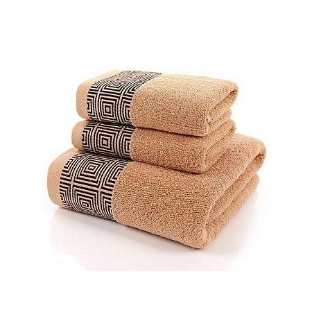 New Bath Towel Set - 3 Pieces