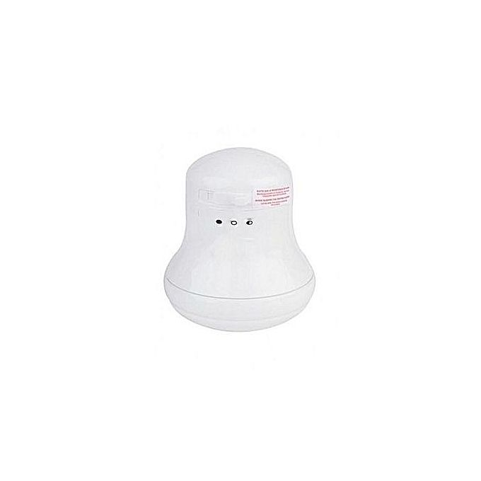 Hg Macros Latest Instant Heater - Hot Shower White