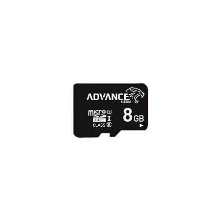 Advance Memory Card - 8GB - Black