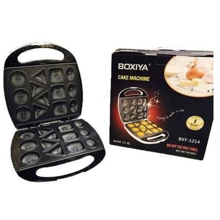 Boxiya Cake Machine - Full Automatic Double Electric Baking Pan