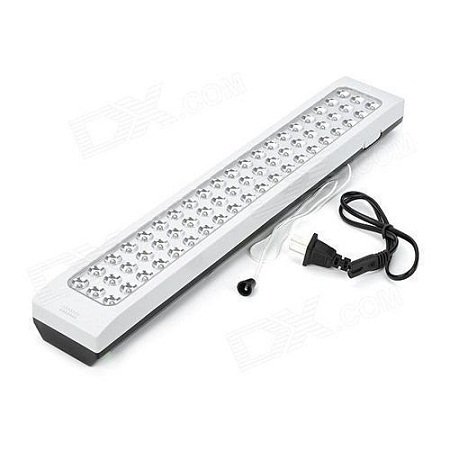 Dp Light 60 LED Rechargable Emergency Lamp Light - 3200mAh