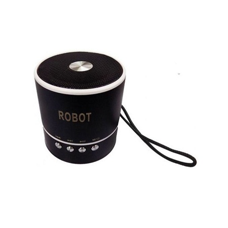 Digital Wireless-Bluetooth Speaker /USB FM Radio with SD Card slot- Black
