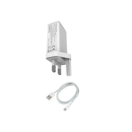 Infinix 3 Pin Charger – White