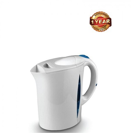Ramtons RM/226 - Corded Kettle - 1.7LTS - White.
