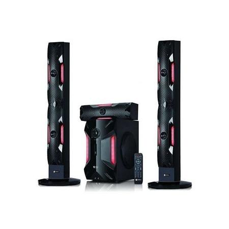 Sayona SHT-1192BT 3.1 CH 2 Tallboy Speakers - - [18000W] P.M.P.O.