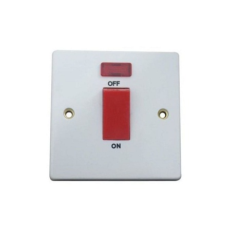 shower/ cooker switch