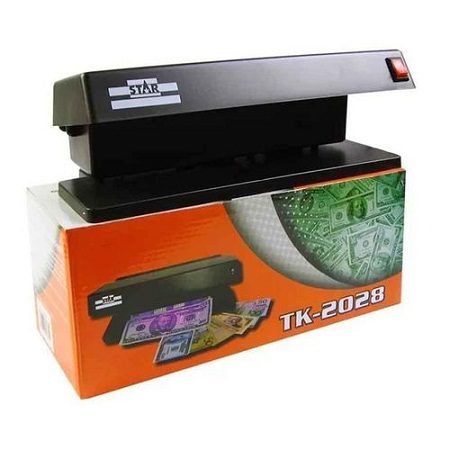 Star Counterfeit UV Money Detector