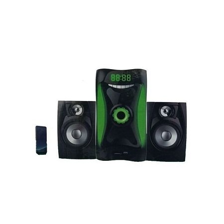 Vitron HOMETHEATRE SYSTEM - 2.1 Channel SUBWOOFER SPEAKER- 10000W PMPO - BLUETOOTH/USB/SD/FM