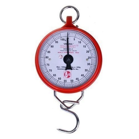 Portable Heavy Duty Weighing Scale