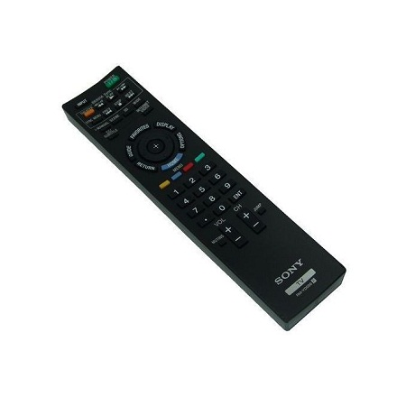 Sony Bravia TV Remote - Black