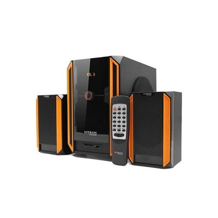 Vitron V328 2.1 Multimedia Speaker System Bluetooth - 6500w>.