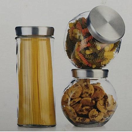 Generic 3Piece Storage Jar set