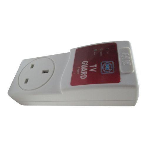MK Electronics TV Guard with FREE FRIDGE Guard - White