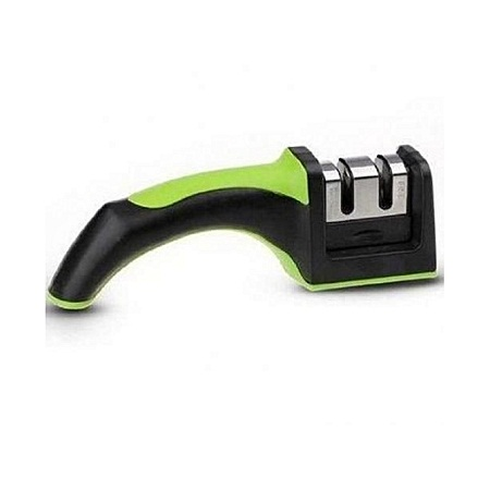 Generic Kitchen Knife Sharpener - Green