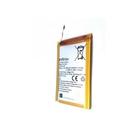 Infinix X557-HOT 4- Battery - BL - 39AX - Silver