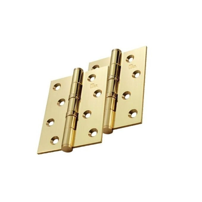 Door Hinge Brass 4 INCh Per Pair