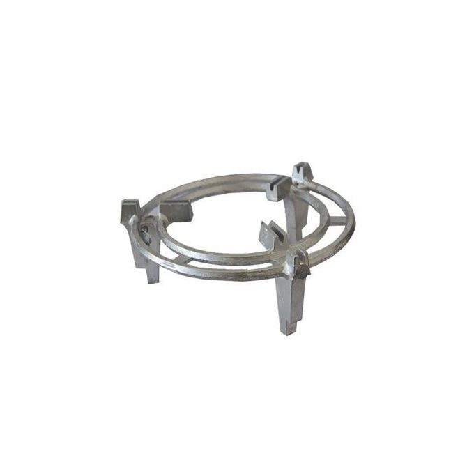 Generic Gas Mecko Cooking Grill - Silver