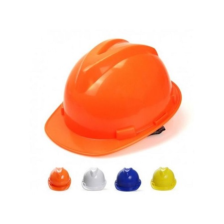 Generic Light Duty ABS Safety Helmets for Factory, Industries, Construction Sites
