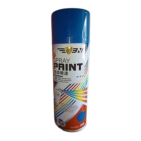 Generic Spray Paint Florescent blue