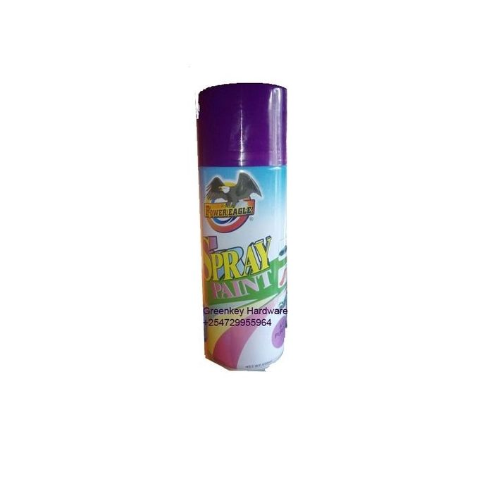 Generic Spray Paint Purple 6 cans