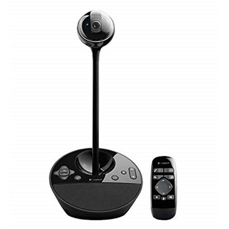 Logitech BCC950 ConferenceCam - Black