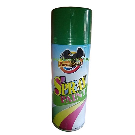 Power Eagle Spray Paint Fresh Green - 450ml