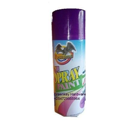 Power Eagle Spray Paint Purple 450ml