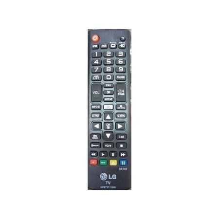 LG Replacement Remote Control for LG HD TV