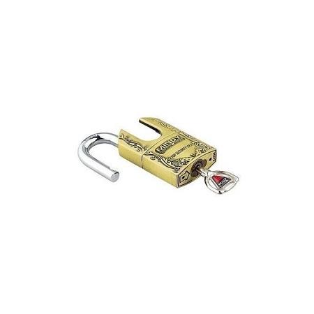 Mindy Top Anti-Burglar Theft Zinc Alloy High Security Padlock with 3 Keys Large