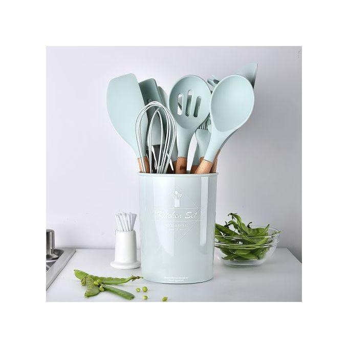 Non-Stick Cooking Spoons Set-11pcs