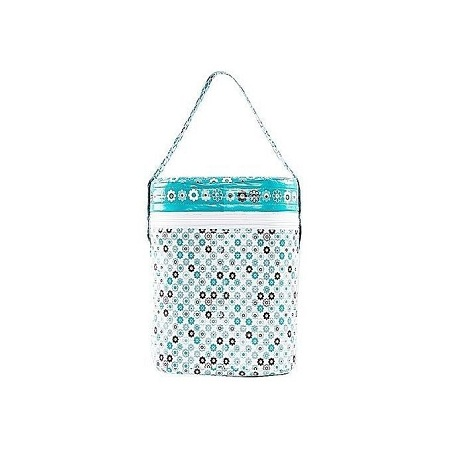 Bottle Warmer With A Pair Of Feeding Bottles