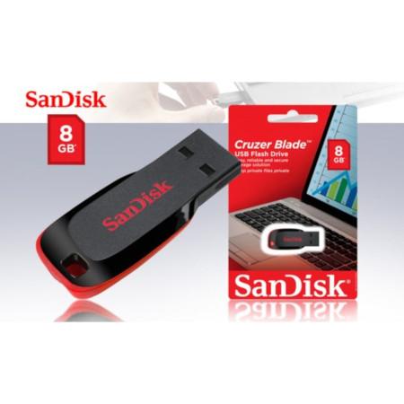 Sandisk 8 GB - Sandisk Cruzer Blade Flash Disk