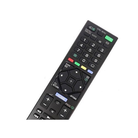 Sony Tv Universal Remote Control - Black