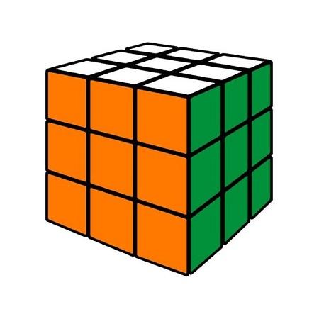 Magic Rubic Cube - Small Size
