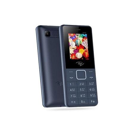 Itel It 2160 - Dual SIM - Dark Blue