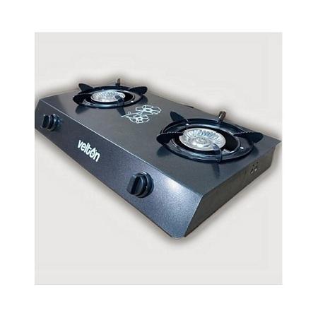 VELTON Heavy Duty Two Burner Cooker-VGS 8042