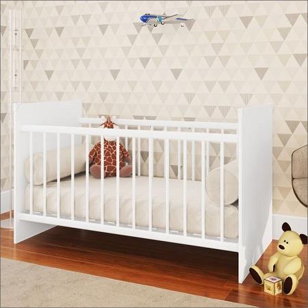 Tecno Mobili BABY CRIB - White BP