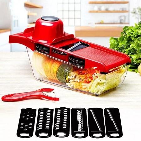 7-1 vegetable cutter/ multifunctionalv