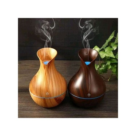 Aromatherapy Humidifier With LED Light