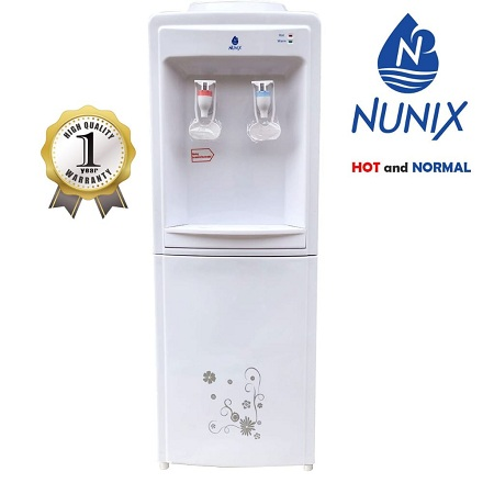 Hot and normal water dispenser