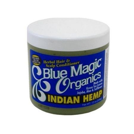 Blue Magic Indian Hemp Hair And Scalp Conditioner 340g