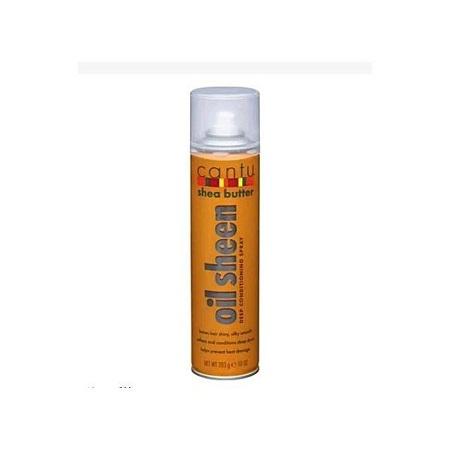 Cantu Oil Sheen Deep Conditioning Spray – 283g