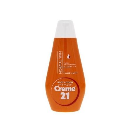 Creme 21 Normal Skin Body Lotion- 400ml