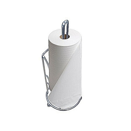 Serviette Roll Holder-Silver