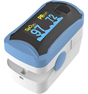 Fingertip Pulse Oximeter LED